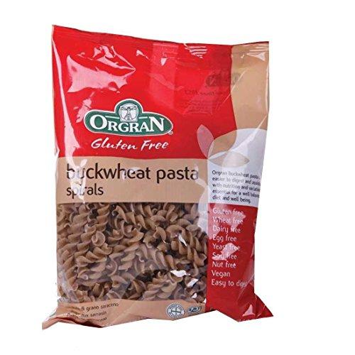 Orgran | Buckwheat Pasta Spirals | 4 x 250g
