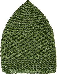19d4ec21fba3e MOMIN BAZAAR Knitted Thick Sufi Muslim Prayer Cap NAMAZ TOPI Muslim NAMAZ  Cap