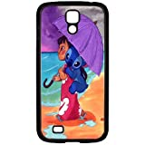 S4 i9000 Funda,Excellent Protection,Provides protection and prevents scratches,pc black Funda for samsung S4 i9000,Lilo and Stitch JZZDEJZW017934