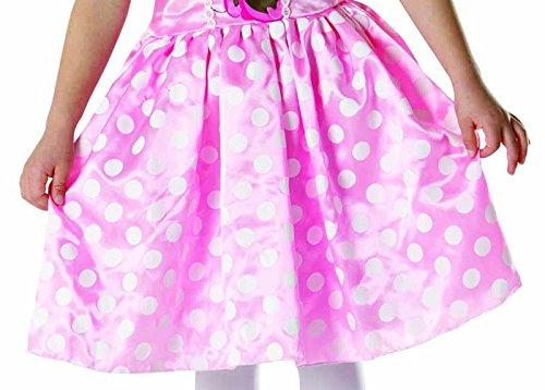 Imagen de disney  disfraz de minnie para niña, talla 6 años 881892m  alternativa
