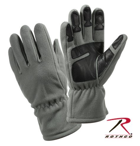 Micro Fleece All Weather Gloves - in your choice of colors - Rohrleitungen Winter-handschuhe