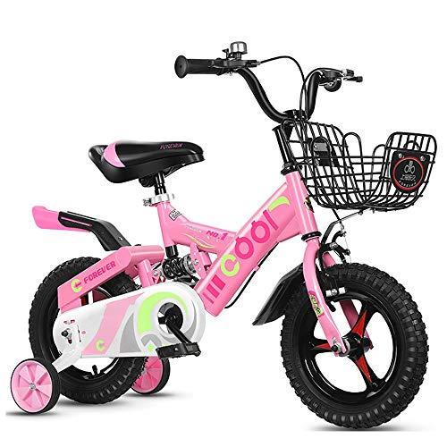 Tragbares Fahrrad for 18-Zoll-Bergkinder mit Zusatzreifen Hochwertiger