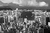 Bilderdepot24 Vlies Fototapete - Hong Kong Central District