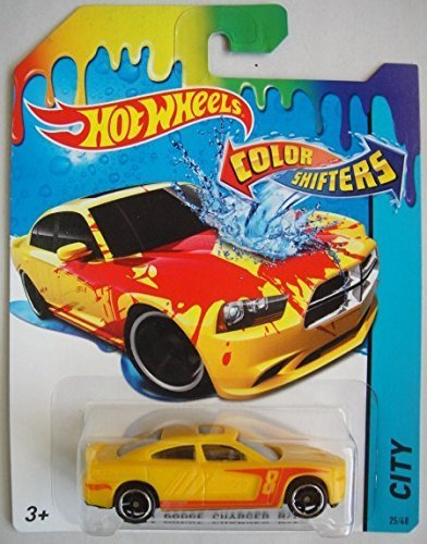 Hot Wheels Color SHIFTERS City