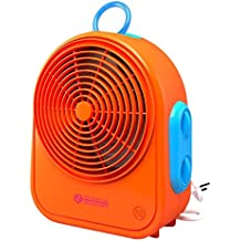 Olimpia Splendid Blast - Termo ventilador, 2000 W, color naranja