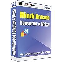 Lantech Soft Hindi Unicode Converter & Writer - 1 PC, 1 Year (CD)