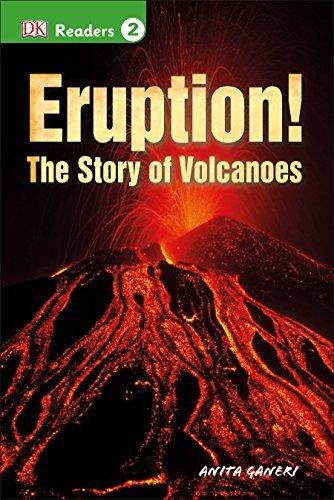 DK Readers L2: Eruption!: The Story of Volcanoes by Anita Ganeri (2015-06-02) par Anita Ganeri