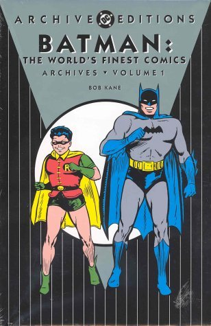 Batman in World's Finest Comics Vol. 1 by Bob Kane (October 01,2002)