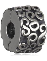 Pandora Damen-Bead  Sterling-Silber 925 Clipelement KASI 790338