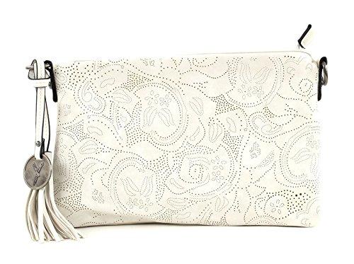 Suri Frey Tasche - Beauty - S Top Zip Bag - Offwhite (Top Zip-handtasche)