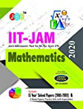 IIt- Jam Joint Admission Test for M Sc Mathematics 15 Year's Solved Papers (2005-2018) and 5 Model Papers (With Explanation) 2020