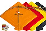 100% Verified 40 Colour Best Indian Fighter Cheel Kites (Indian Traditional Kites) + Free Shipping - Babla Kites