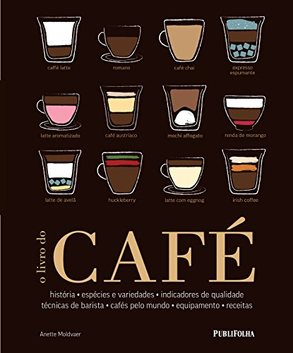 O Livro do Café (Em Portuguese do Brasil)