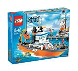 LEGO 7739 City Coast Guard Patrol Boat and Tower by LEGO