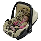 BAMBINIWELT Ersatzbezug für Maxi-Cosi PEBBLE 5-tlg, Bezug für Babyschale, Komplett-Set *NEU* $5
