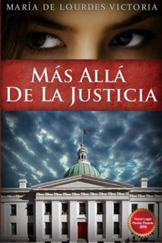 Más allá de la justicia por Maria de Lourdes  Victoria