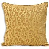 Mahiki Gold Cushion Cover 55 x 55