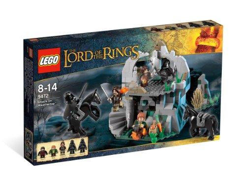Lego Herr der Ringe 9472 - Überfall auf der Wetterspitze