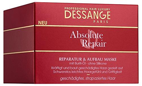 Dessange Haarpflege Absolute Reparatur und Aufbau Maske, 250 ml