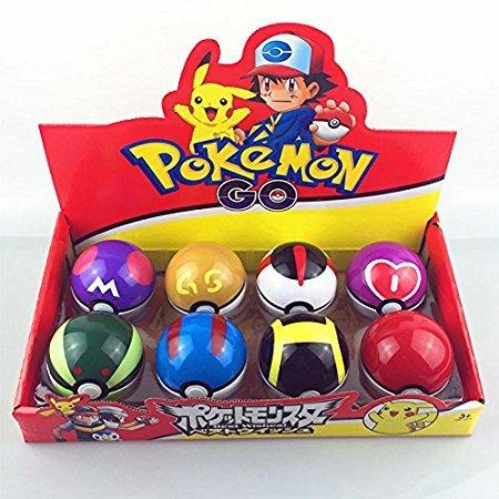 8pcs-pokemon-pokeball-8pcs-figure-random-cosplay-pop-up-ball-7cm-cartoon-toy-kid-from-japan