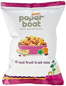 Paper Boat Dried Fruit Trail Mix, 100g