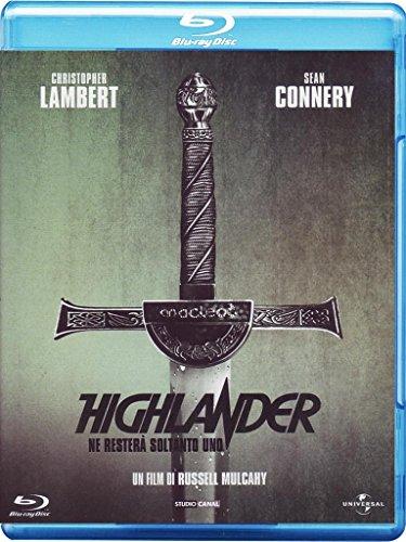 Highlander [Blu-ray] [IT Import]