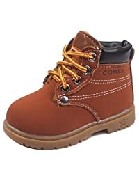 WENJHEN - Stivali da Neve Unisex per bambini 708d85a1bdb