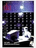 du - Zeitschrift f?r Kultur: Du, Nr.11, Net.Art. Rebellen im Internet