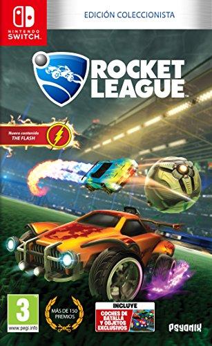 Rocket League - Edición Coleccionista (precio: 34,46€)