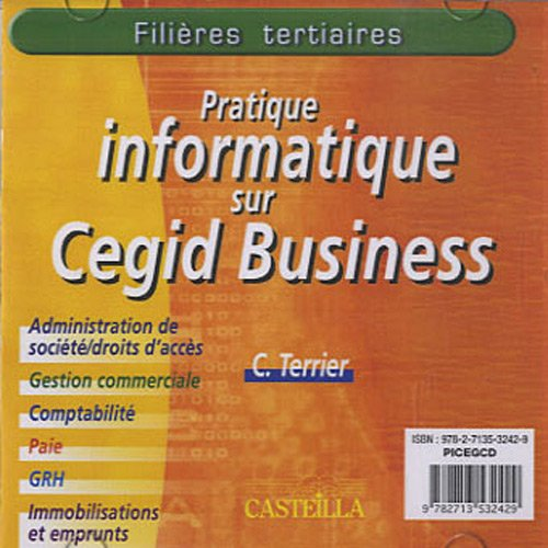 Pratique informatique sur Cegid Business : CD-ROM