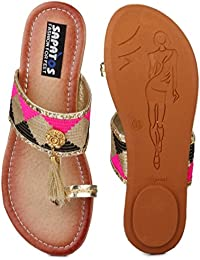 Sapatos Pink Flats