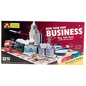 Toysbox Mind Your Own Business (Coin - Big)