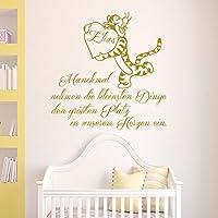 Suchergebnis auf Amazon.de für: Winnie Pooh - Wanddekoration ...