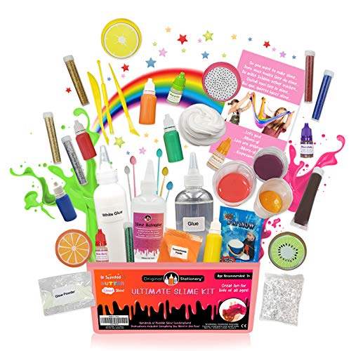 El Novedoso Kit de Slime de Original Stationery: Kit para...