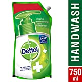 #8: Dettol Liquid Hand wash, Original - 750 ml