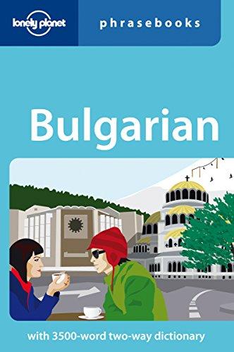 Lonely Planet Bulgarian Phrasebook (Lonely Planet Phrasebook)