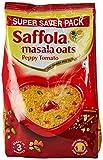 #3: Saffola Masala Oats, Peppy Tomato, 400g