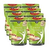 8 x borchers bff Stevia Kristall | Mit Erythrit | Kalorienfrei | Zuckeralternative 300g