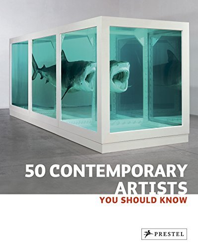 50 Contemporary Artists You Should Know by Christiane Weidemann (2011-05-01)
