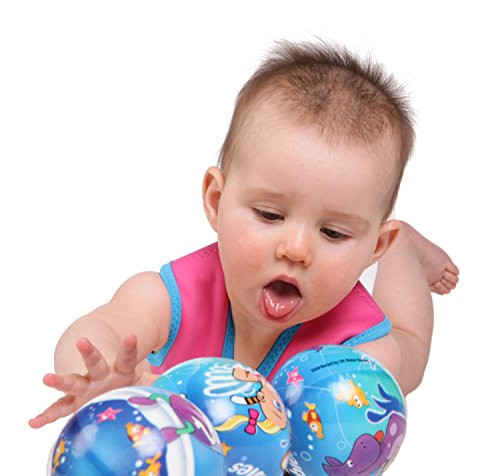 Water Babies Baby & Toddler Fun Swim & Splash Balls (Multi, One Size)