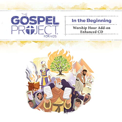 The Gospel Project for Kids - Kids Worship Hour Add-on - Out of Egypt (Add-on-audio)