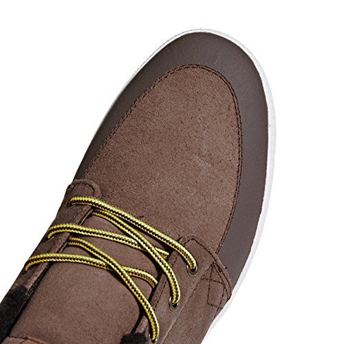 Globe GS Chukka, Unisex-Erwachsene Sneaker Rot (Cocoa / Fur)