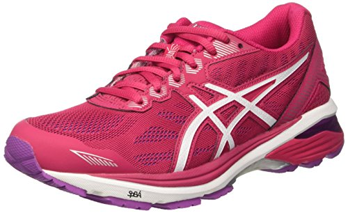 Asics Gt-1000 5, Chaussures de Tennis Femme Rose (Bright Rose/white/orchid)