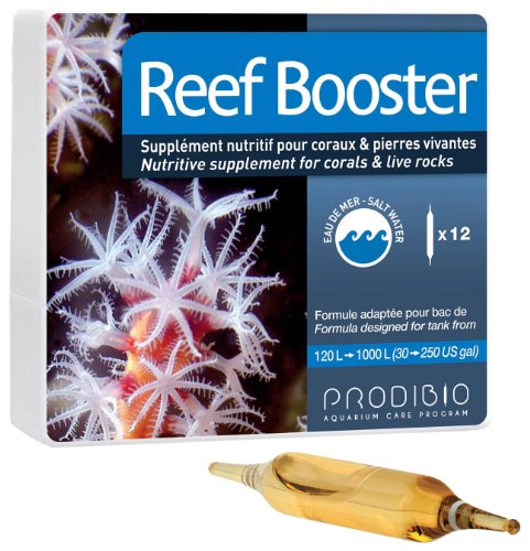 Prodibio Reef Booster (Pack Size: 12 Vials)