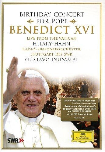Various Artists - Geburtstagskonzert für Papst Benedikt XVI
