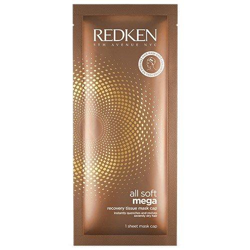 Redken All soft mega Recovery tissue mask cap 1pcs