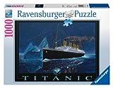 Ravensburger 19058 - Puzzle (1000 piezas), diseño de Titanic