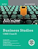 CBSE All  In One Business Studies Class 11 for 2018 - 19