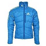 adidas Terrex Swift PrimaLoft Herren Golf/Outdoor Jacke, Blau, UK 46/48