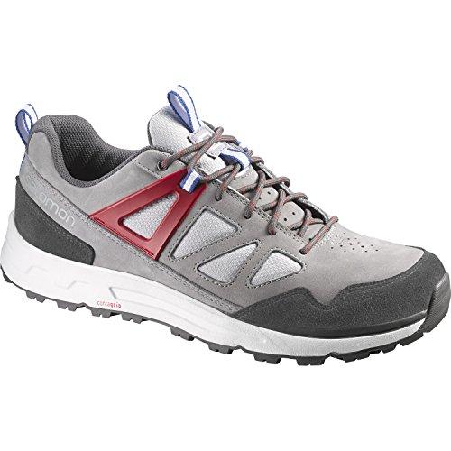 Salomon Instinct Pro Ltr Shoes Steel Grey Pewter Quick